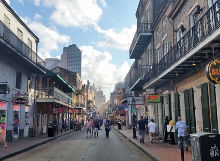 How to have the best week in Nola