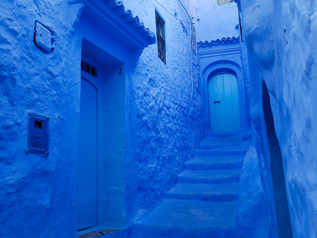 Photo Diary: Chefchaouen, Morocco