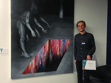 Awarded Liberty Art Award Popular Vote