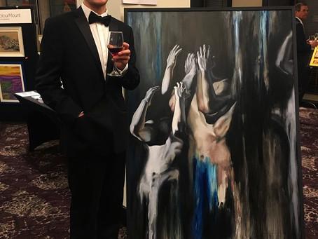 Awarded Jorge Aguilar Student Artist Award