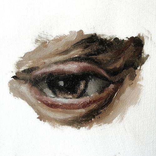 Eye study #3