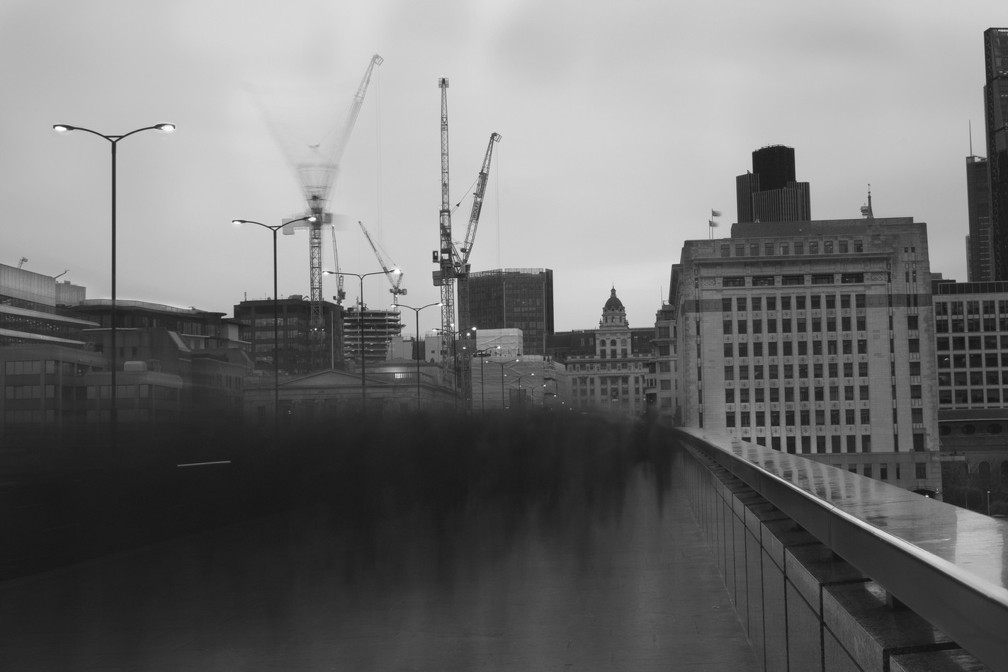 Photography by Sam King Artist London
