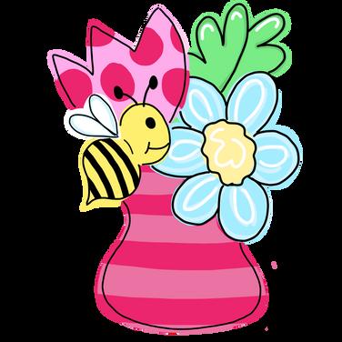 SP5 Bee Arrangement