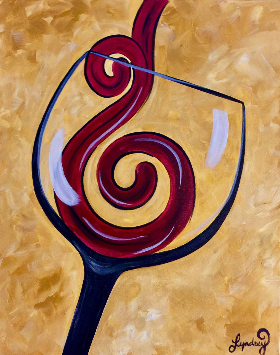 Swirl Of Wine