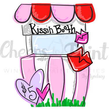 V9 Kissin Booth