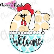 YR3 Welcome Chicken