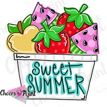 SU7 Fruit Basket