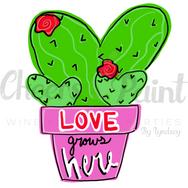 V5 Love Cactus
