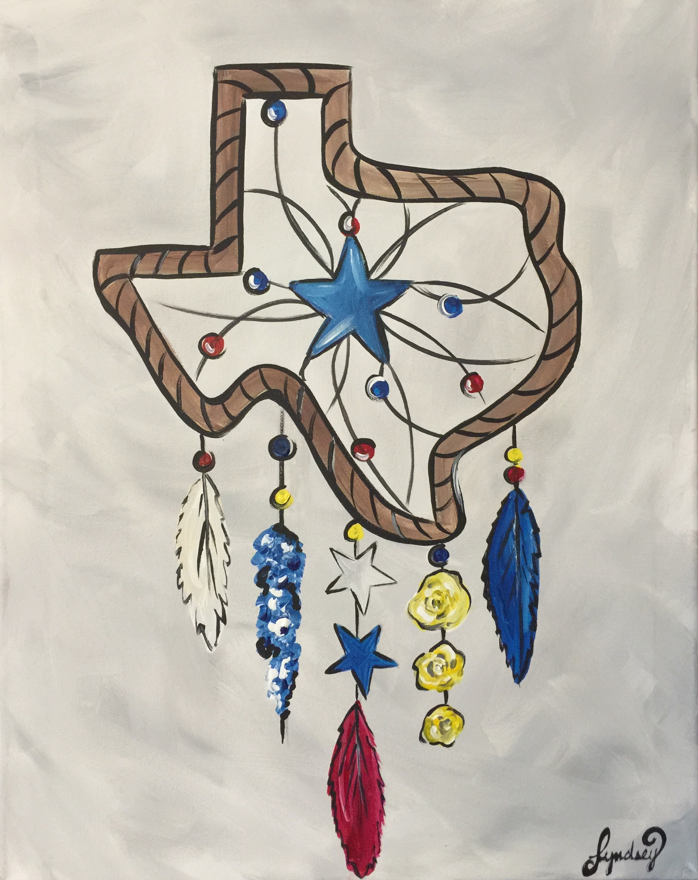 Texas Dream Catcher