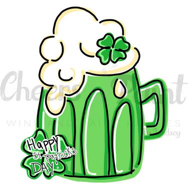 ST3 Green Beer