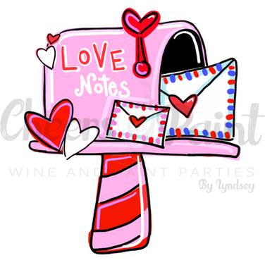 V6 Love Mailbox