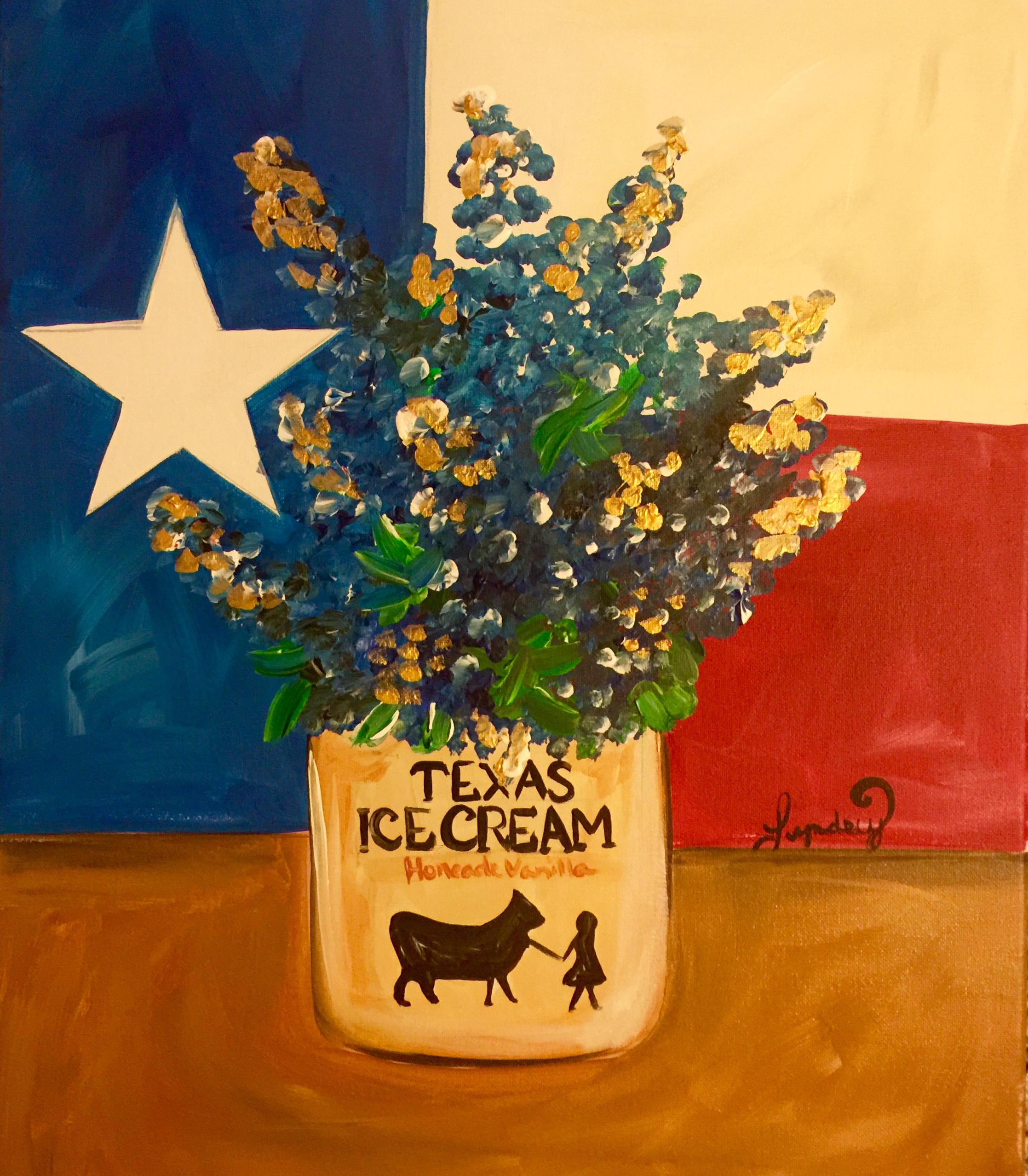 Texas Ice Cream