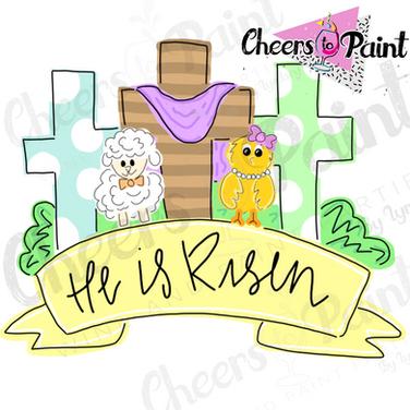 E4 He is Risen