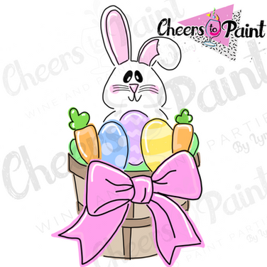 E6 Bunny Basket