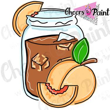 YR4 Peach Tea