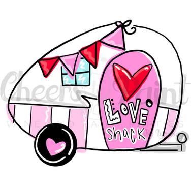 V4 Love Shack Camper