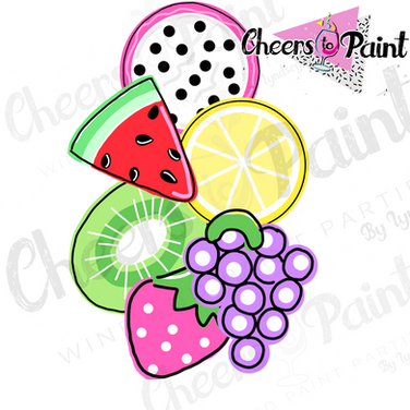 SU5 Fruit Slices