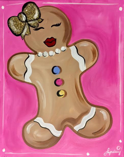 Gingerbread Woman