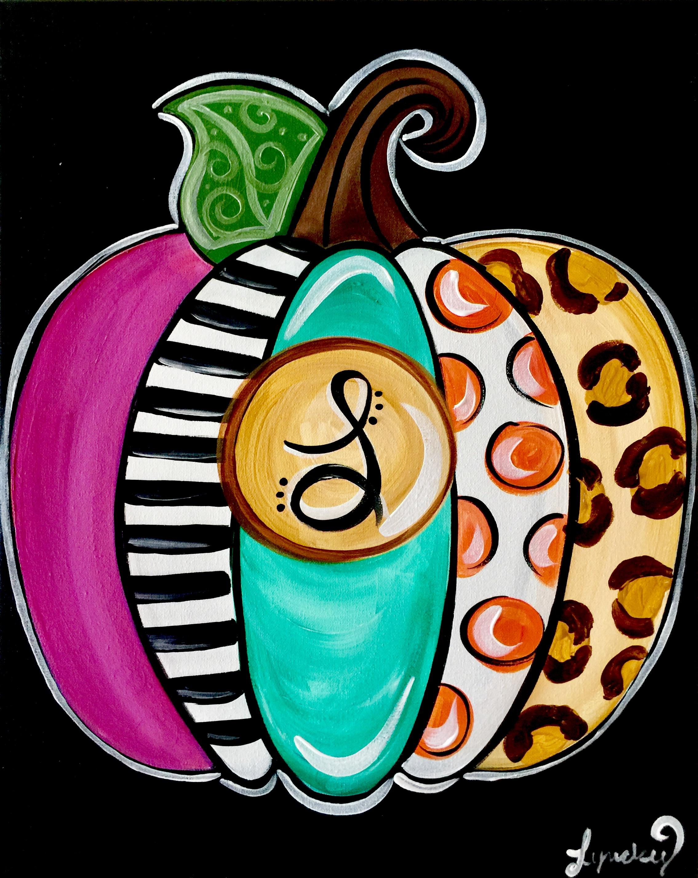 Funky Pumpkin 17