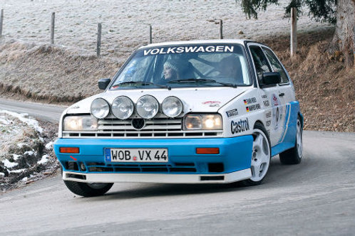 FIA Homogolation Rallye Golf G60