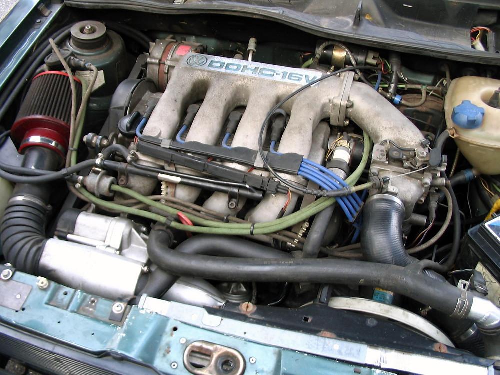 Ltd. 3G Engine in Golf 1