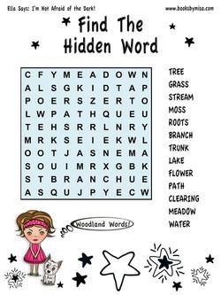 HW Find hidden word 3 sml