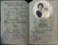 old italian passport on anu misa chldren's books web sit