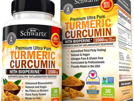 BioSchwartz Turmeric Curcumin Review