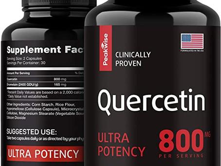Peakwise Quercetin Supplement Review