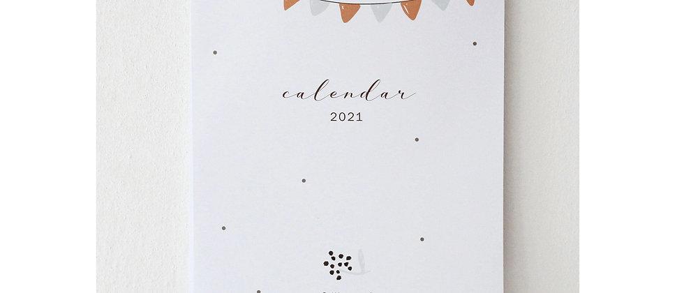 Calendar Ilustrat 2021