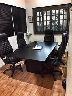 Sala de reunião P