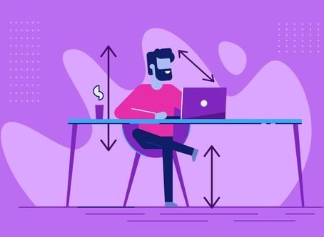 Benefícios da Ergonomia para Melhorar a Produtividade no Trabalho para o Funcionário e a Empresa!