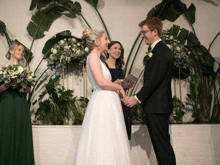 What to say when you don't know what to say: Writing personalised vows