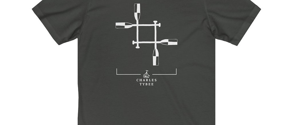 Original Paddle T-Shirt by Charles Tybee