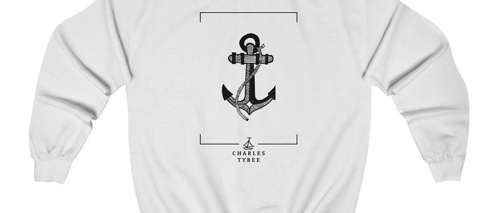 Original Anchor Sweatshirt by Charles Tybee