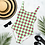 Thumbnail: Lime Green Gingham One-Piece Swimsuit