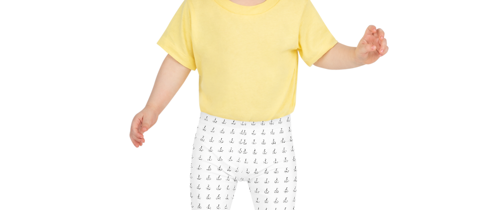 Sailboat Leggings (Toddler)