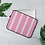 Thumbnail: Pink Vertical Sailboat Laptop Sleeve