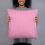 Thumbnail: Pink Pinstripe Pillow