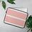 Thumbnail: Coral Horizontal Sailboat Laptop Sleeve