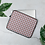 Thumbnail: Coral Gingham Laptop Sleeve