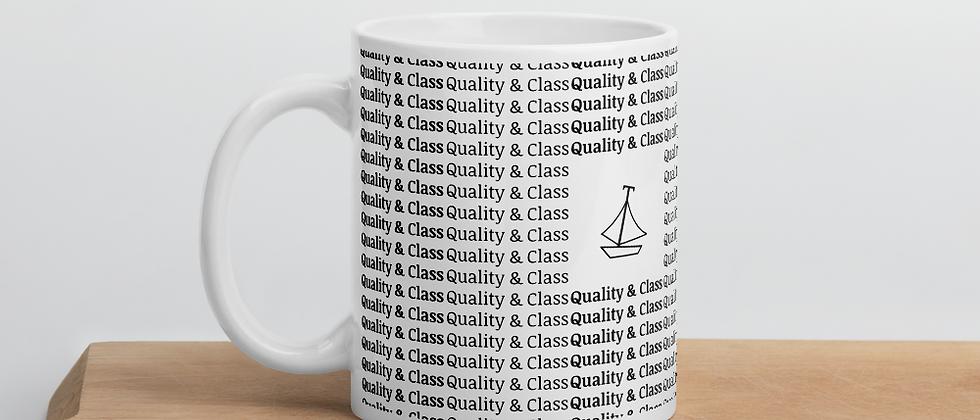 Quality & Class Mug
