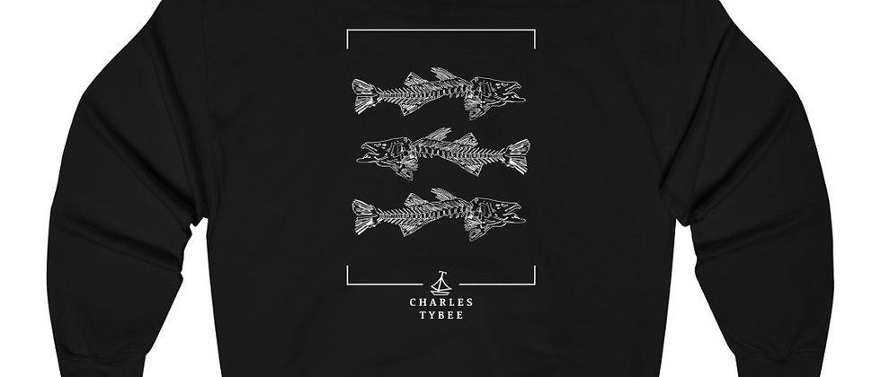 Original Paddle Hoodie by Charles Tybee