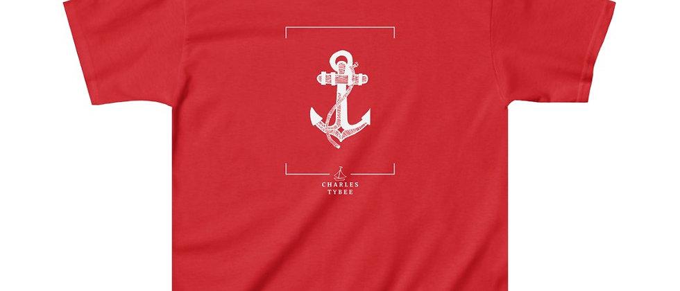 Original Anchor Kids Tee by Charles Tybee