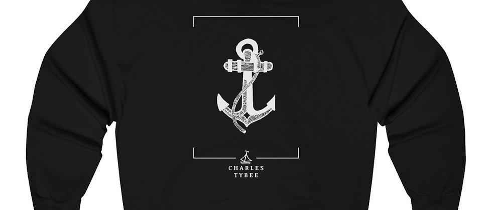 Original Anchor Hoodie by Charles Tybee