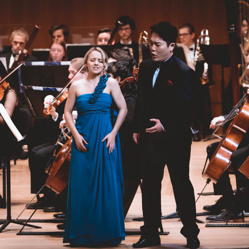 Concert Gala, Jeunes Ambassadeurs Lyriques