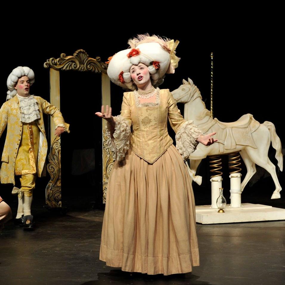 MOZART: Der Schauspieldirektor, Silberklang