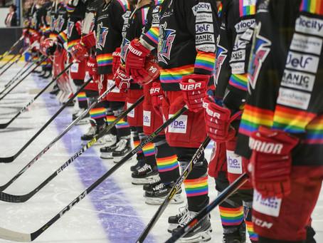 Cardiff Devils' Pride Night