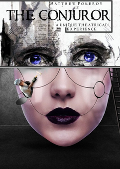 The Conjuror Concept Art Poster