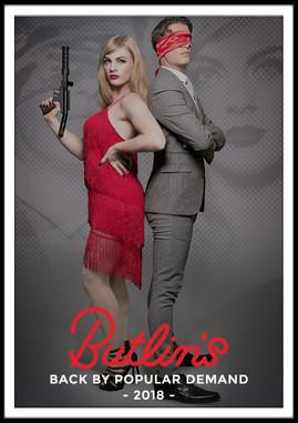 Butlins Poster